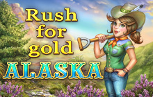 Rush for Gold: Alaska Badge