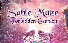 Sable Maze: Forbidden Garden Badge