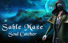Sable Maze: Soul Catcher Badge