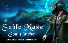 Sable Maze: Soul Catcher Collector's Edition Badge