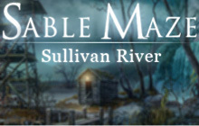 Sable Maze: Sullivan River Badge