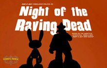 Sam & Max 203 - Night of the Raving Dead Badge