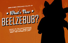 Sam & Max 205 - What's New Beezlebub? Badge
