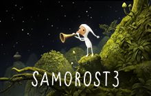 Samorost 3 Badge