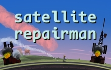 Satellite Repairman Badge