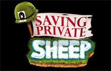 Saving Private Sheep Badge