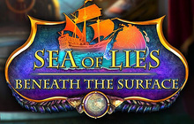 Sea of Lies: Beneath the Surface Badge