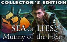 Sea of Lies: Mutiny of the Heart Collector's Edition Badge