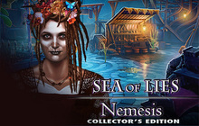 Sea of Lies: Nemesis Collector's Edition Badge