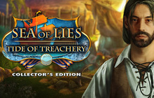 Sea of Lies: Tide of Treachery Collector's Edition Badge
