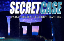 Secret Case - Paranormal Investigation Badge