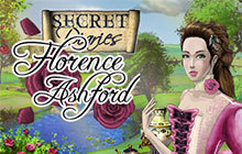 Secret Diaries: Florence Ashford Badge