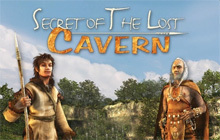 Secret of the Lost Cavern Badge