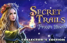 Secret Trails: Frozen Heart Collector's Edition Badge