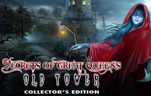 Secrets of Great Queens: Old Tower Collector's Edition Badge