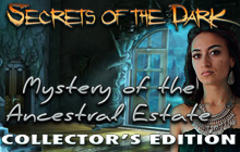 Secrets of the Dark: Mystery of the Ancestral Estate Collector's Edition Badge