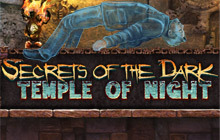 Secrets of the Dark: Temple of Night Collector's Edition Badge
