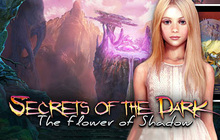 Secrets of the Dark: The Flower of Shadow Badge