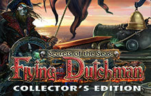 Secrets Of The Seas: Flying Dutchman Collector's Edition Badge