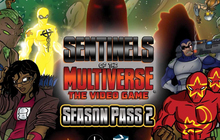 Sentinels of the Multiverse - Season Pass 2 Badge