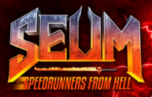 SEUM: Speedrunners from Hell Badge