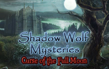 Shadow Wolf Mysteries: Curse of the Full Moon Collector's Edition Badge