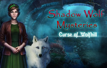 Shadow Wolf Mysteries: Curse of Wolfhill Badge