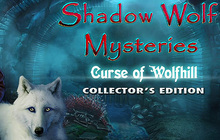 Shadow Wolf Mysteries: Curse of Wolfhill Collector's Edition Badge