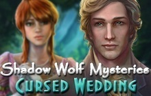 Shadow Wolf Mysteries: Cursed Wedding Badge