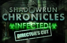 Shadowrun Chronicles: INFECTED Director's Cut Badge