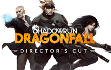 Shadowrun: Dragonfall - Director's Cut Badge