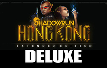 Shadowrun: Hong Kong - Extended Edition Deluxe Badge