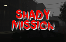 Shady Mission Badge