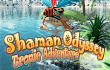 Shaman Odyssey - Tropic Adventure Badge