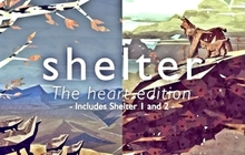 Shelter: The Heart Edition Badge