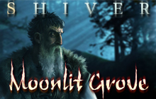 Shiver: Moonlit Grove Badge