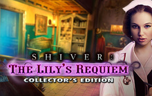 Shiver: The Lily's Requiem Collector's Edition Badge