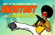 Shootout on Cash Island Badge