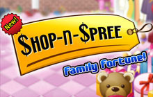 Shop-N-Spree Family Fortune Badge