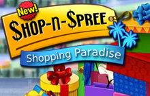 Shop-n-Spree: Shopping Paradise Badge