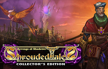 Shrouded Tales: Revenge of Shadows Collector's Edition Badge