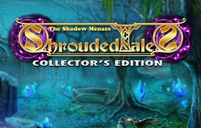 Shrouded Tales: The Shadow Menace Collector's Edition Badge