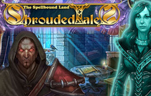 Shrouded Tales: The Spellbound Land Badge