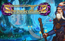 Shrouded Tales: The Spellbound Land Collector's Edition Badge