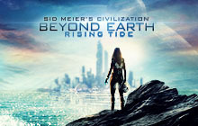 Sid Meier's Civilization: Beyond Earth - Rising Tide Badge