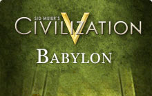Sid Meier's Civilization V: Babylon & Nebuchadnezzar Badge
