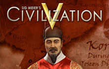Sid Meier's Civilization V: Civilization and Scenario Pack - Korea Badge