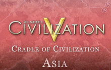 Sid Meier's Civilization V: Cradle of Civilization - Asia Badge