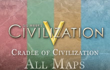 Sid Meier's Civilization V: Cradle of Civilization - Maps Bundle Badge