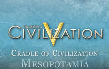 Sid Meier's Civilization V: Cradle of Civilization - Mesopotamia Badge